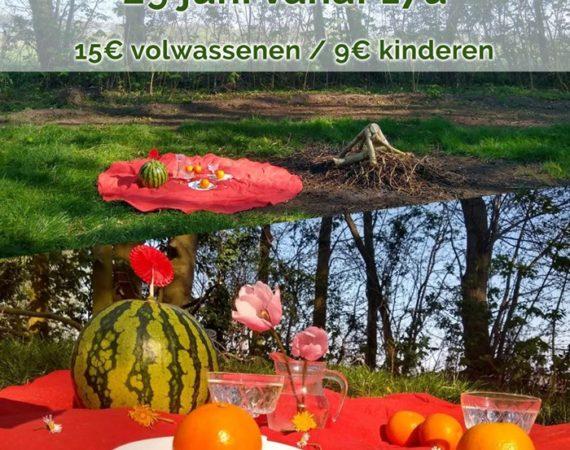 Pick Nick in Bos & Vijver : zet de zomer met ons in !