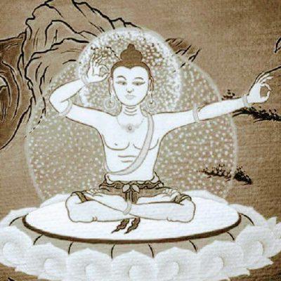 lujong hart boeddha