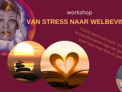 van stress naar welbevinden
